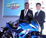 Suzuki launches Gixxer SF