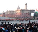 Beating the Retreat enthrals audience at Vijay Chowk with Indian tunes