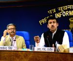 Rajyavardhan Singh Rathore's press conference