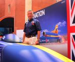 Supersonic car show at British Council