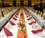 Banquet in honour of  US President Barack Obama and First Lady Michelle Obama