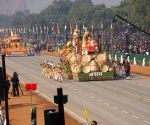 Assam gets best tableau award for R-Day parade