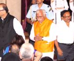 Swearing-in ceremony of newly inducted union ministers