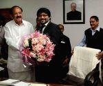 Babul Supria takes charge as Union MoS