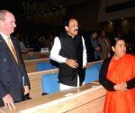 New Delhi: India Water Week 2015 - inauguration