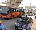 Bharat Bandh: Trains halted in Haryana, Punjab; road traffic affected in NCR