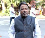Mukul Roy at the Parliament