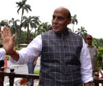 Pakistan may split into pieces: Rajnath