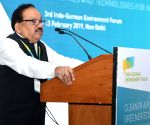 Vote for Modi to make India developed: Harsh Vardhan