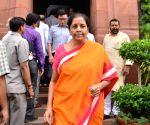 Lok Sabha passes Finance Bill by voice vote
