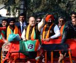 Delhi polls: BJP will get over 45 seats, says Shah