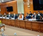Shah chairs high level meet on Delhi violence