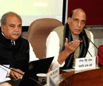 Government has zero tolerance over terrorism, security forces given free hand: Rajnath