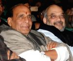 Amit, Rajnath, Sushma to kick off BJP's UP campaign