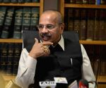 Union Law Minister's press conference