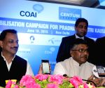 Ravi Shankar Prasad launches a Mass Mobilisation Campaign for PMKVY