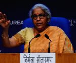 Majority of Council opposed bringing petroleum products under GST: Sitharaman