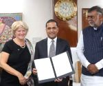 India, Germany ink deal on culture, literature