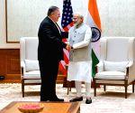 Pompeo, Esper to discuss advancing strategic partnership with Modi