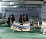 Delhi's NITRD designated Covid centre with 111 beds for patients