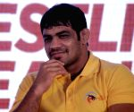 My love for wrestling keeps me going: Sushil Kumar