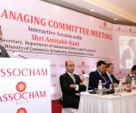 Pak envoy at ASSOCHAM's 10th Managing Committee Meeting