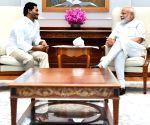 CM-designate Jagan invites Modi for swearing-in ceremony