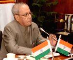 President Mukherjee receives 2018 edition of the QS World University Rankings