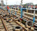 New Jalpaiguri: Aspirants of Railway job turn violent