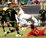 New Jersey: Mexico V/S Costa Rica - Concacaf Gold Cup quarter final match