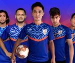 New kits of Indian football teams unveiled