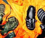 New outdoor and military inspired slipper styles