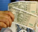 File Photo: New Rs 500 denomination currency note