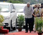 West Bengal's new Governor arrives at Kolkata Airport