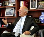 U.S. NEW YORK STEPHEN A. ORLINS INTERVIEW U.S CHINA TIES