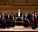U.S. NEW YORK CHINA SYMPHONY ORCHESTRA