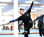 U.S.-NEW YORK-TAI CHI-FORMER WORLD CHAMPION