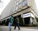 U.S. WISCONSIN FOXCONN FACTORY