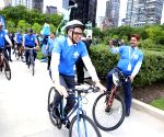 New York: World Bicycle Day - Syed Akbaruddin