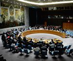 New York: Emergency meeting of the UN Security Council on the situation in Ukraine