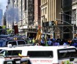 U.S.-NEW YORK-STEAM PIPE EXPLOSION