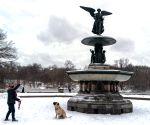 U.S. NEW YORK SNOW