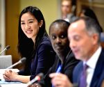 UN NEW YORK WOMEN EQUALITY SPORTS MICHELLE KWAN