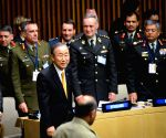 UN-NEW YORK-CHIEFS OF DEFENSE CONFERENCE