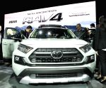 U.S.-NEW YORK-AUTO SHOW-2019 TOYOTA RAV4-DEBUT