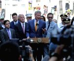 U.S.-NEW YORK-CAR CRASH-NEWS CONFERENCE