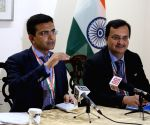 New York: Raveesh Kumar's press conference