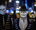 U.S.-NEW YORK-HALLOWEEN PARADE
