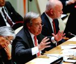 UN-NEW YORK-ANTONIO GUTERRES-INFORMAL MEETING