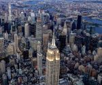 U.S.-NEW YORK-AERIAL VIEW
